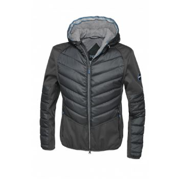 Pikeur Men's Softshell Mix Jacket - Camiro